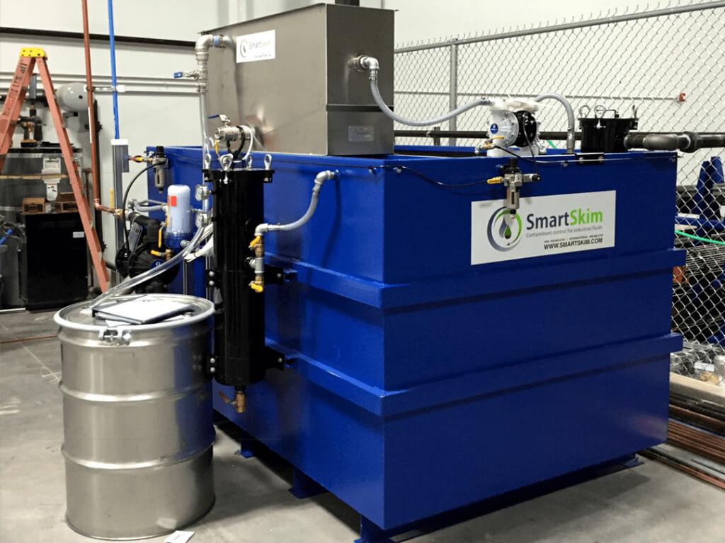 SmartSkim Coolant Recycling System CL1200
