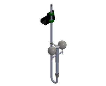 Dual Float Skimmer Illustration