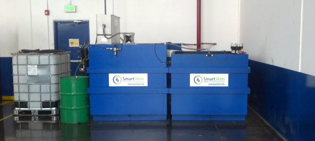 SmartSkim equipment at American Axle