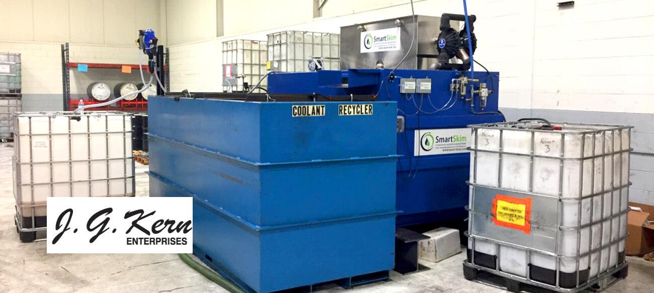 SmartSkim CL2400 at J.G. Kern facility
